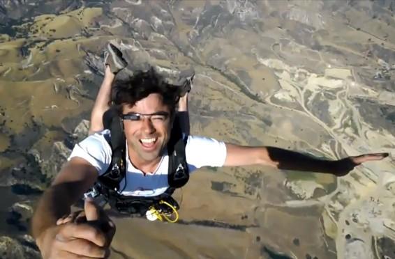 Google Glass: возможность наслаждаться жизнью