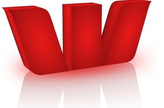 Westpac Logo 3D