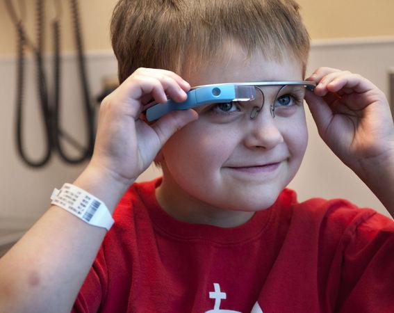 Google Glass для детей