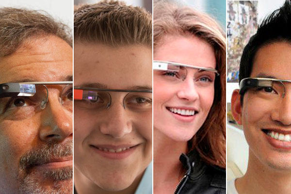 15 апреля - начало свободной продажи Google Glass