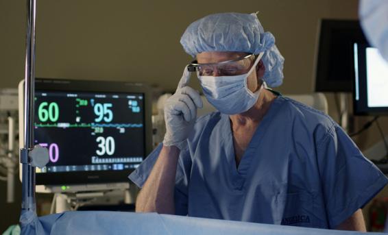 использование Google Glass в медицине