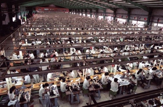 один из заводов Foxconn