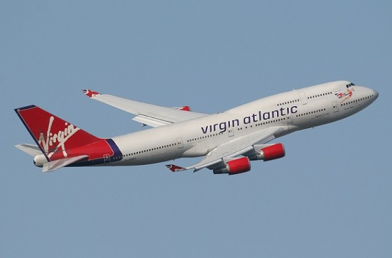 VIRGIN ATLANTIC-gg
