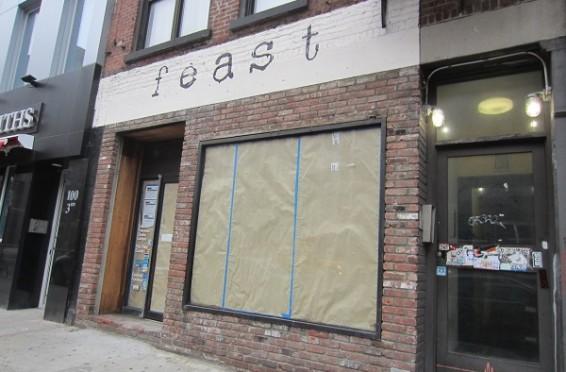 ресторан Feast