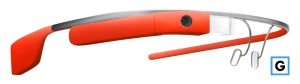 Google Glass 2.0 Tangerine